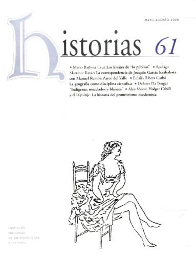 Historias Num. 61 (2005)