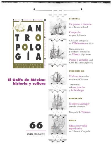 Antropología Num. 66 (2002) El Golfo de México: historia y cultura