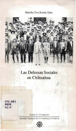 Las defensas sociales en Chihuahua