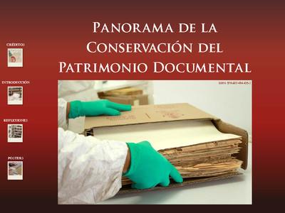 Panorama de la Conservación del Patrimonio documental