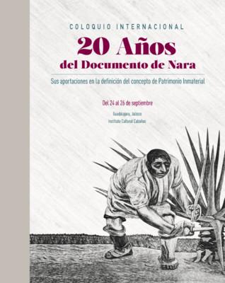 Coloquio Internacional 20 años del Documento de Nara