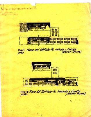 Plano del edificio 10