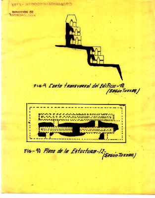 Plano de la estructura 12