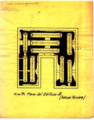 Plano del edificio 18