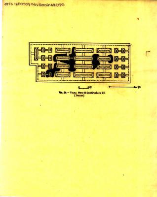 Plano de la estructura 51
