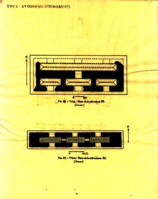 Plano de la estructura 60