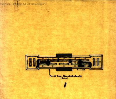 Plano de la estructura 74