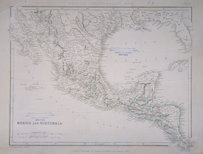 Mexico and Guatemala