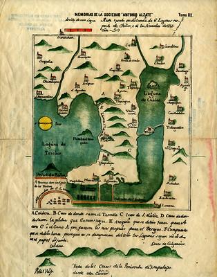 [Lagunas de Chalco y Texcuco]