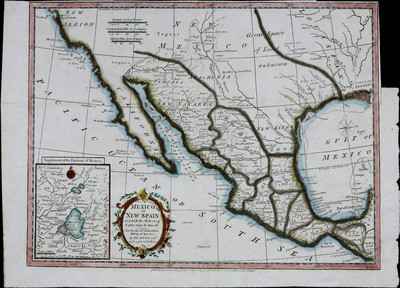 Mexico or New Spain