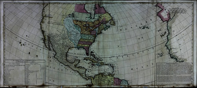 The Continent and Islands of America possessed by the European Nations are as follows