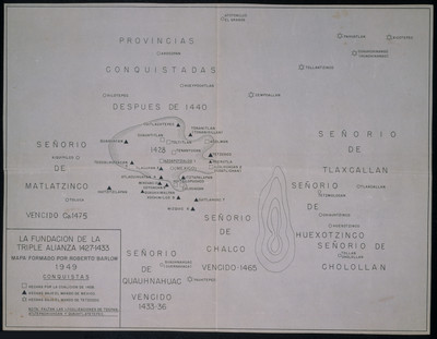 Fundación de la Triple Alianza 1427-1433