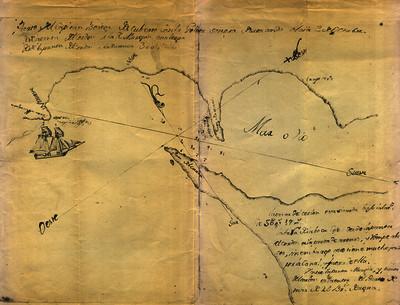 Puerto del Capitan Bodega descubierto con la Goleta Sonora