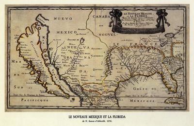 Nouveaue Mexique et la Florida