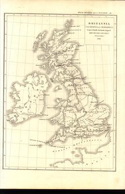 Britannia, Caledonia et Hibernia