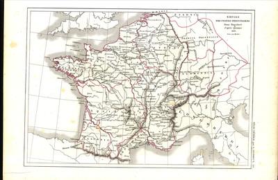 Empire des Franks Mérovingiens Sous Dagobert