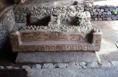 Altar de las volutas