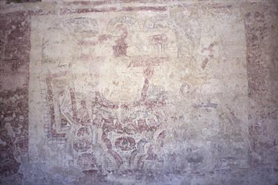 Personaje teotihuacano