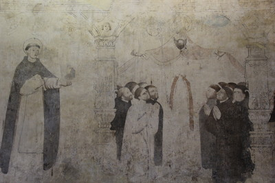 Fundación de la orden San Agustín