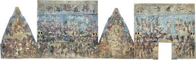 Cuarto 2, Templo de las pinturas, Bonampak