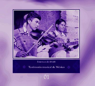 Música de la Semana Santa. Nahuas de Jalisco