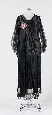 Vestido de cóctel compuesto por una sola pieza