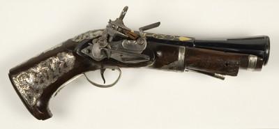 Pistola de chispa trabuco