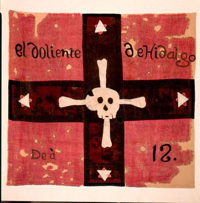 Banderín el Doliente de Hidalgo