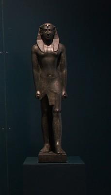 Faraón Psamético II