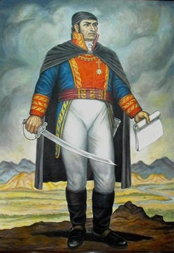 Retrato de Morelos