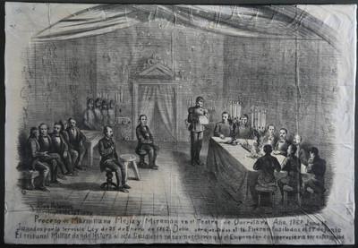 Proceso de Maximiliano