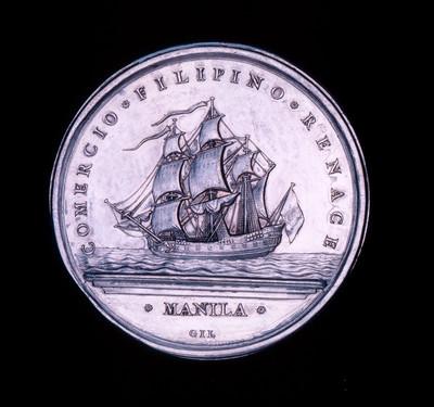 Medalla de Carlos III y del comercio filipino