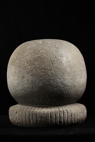 Escultura de elemento diverso