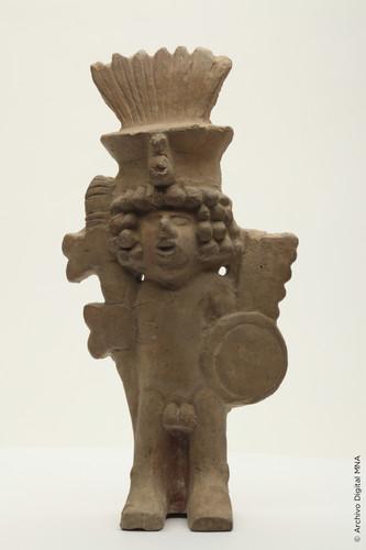 Figurilla deidad o sobrenatural