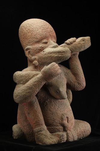 Escultura de Ehécatl