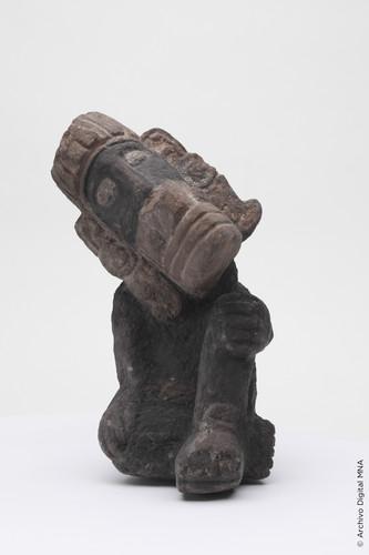 Escultura Ehécatl