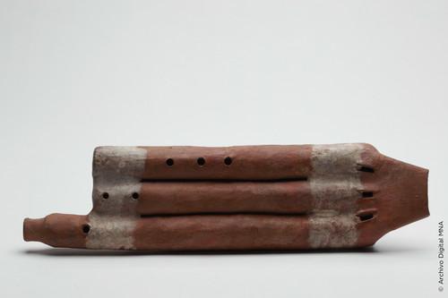 Flauta vertical