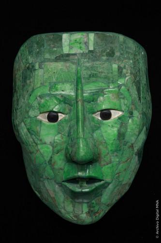 Máscara de Pakal