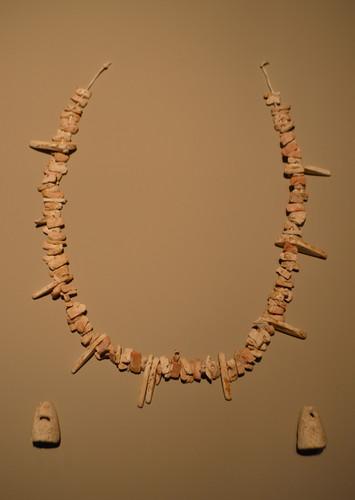 Ornamentos de concha