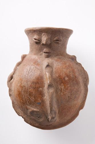 Vasija en forma de Tortuga