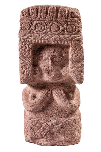 Escultura Chalchiuhtlicue