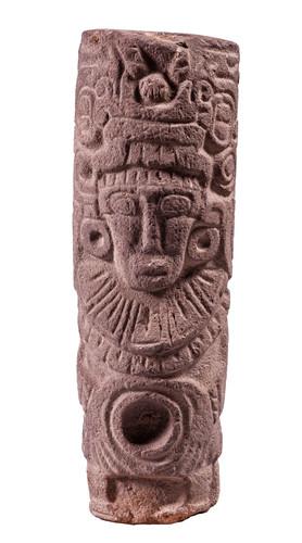 Escultura cilíndrica