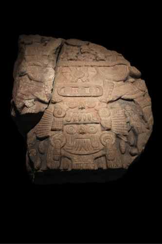Altar Tláloc -  Tlaltecuhtli
