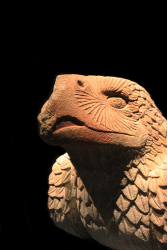 Águila Cuauhxicalli