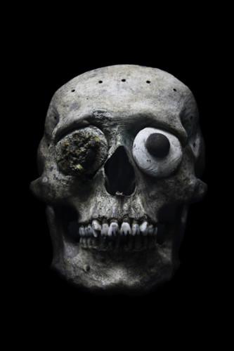 Máscaras Cráneo