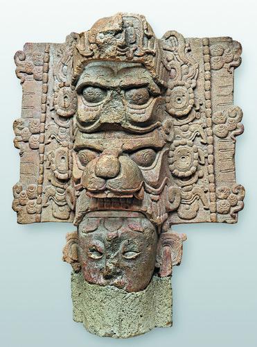 Fragmento de escultura de gobernante