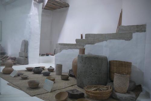Reproducción de cocina Xochicalca