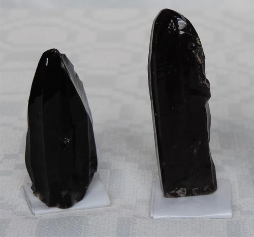 Fragmento de punta de proyectil
