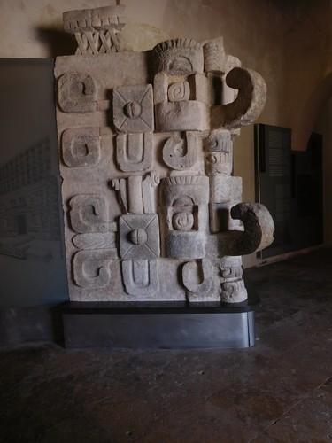 Dos dioses narigudos (Chac)
