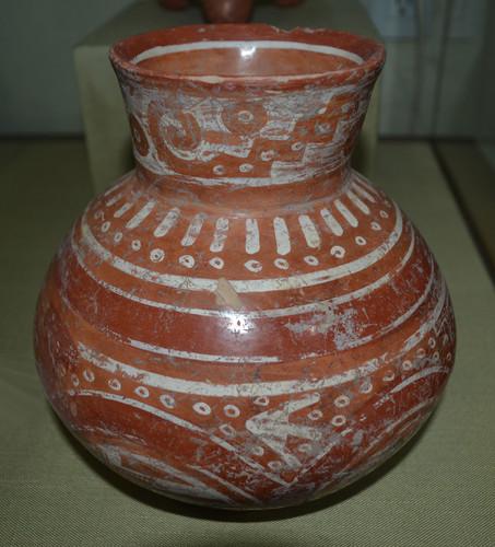 Olla de la tradición Aztatlán